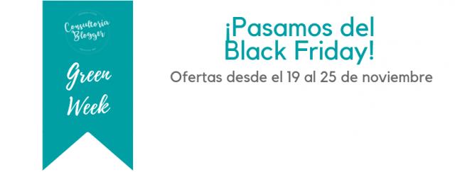 Black Friday Green Week