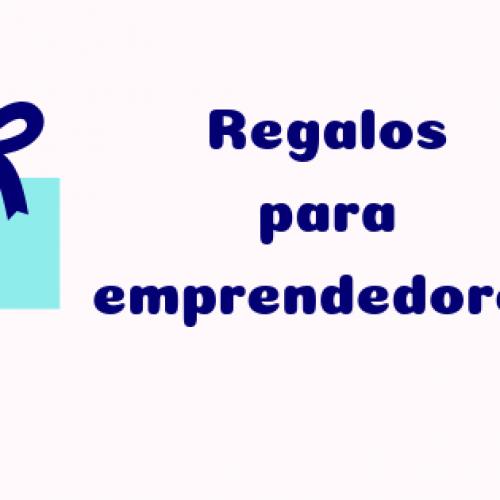 Regalos para emprendedores + Sorteo papelería