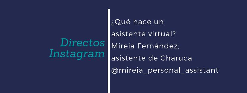 Plantilla Cabecera Directos Instagram